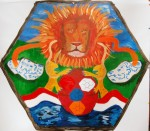 6 Dutch lion in wooden shoes (1)