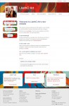 De nieuwe website van LbethO Art